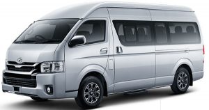 Harga Toyota Hiace Baru Tipe Luxury