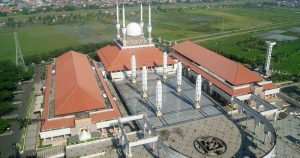 Masjid Agung Jawa Tengah e1548782056538