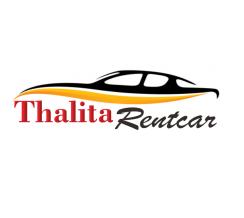 Logo Thalita Rental Mobil Semarang