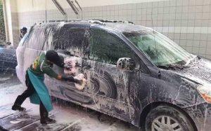 cuci mobil dirumah