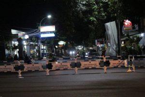 Blokade PKM Semarang