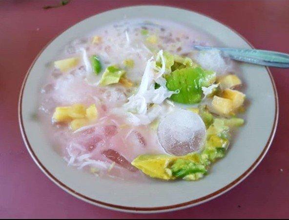 Jajanan Es di Semarang