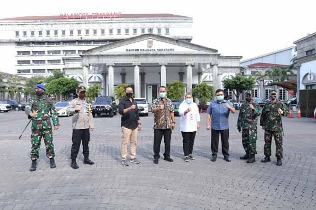 Syarat lolos mudik ke Semarang