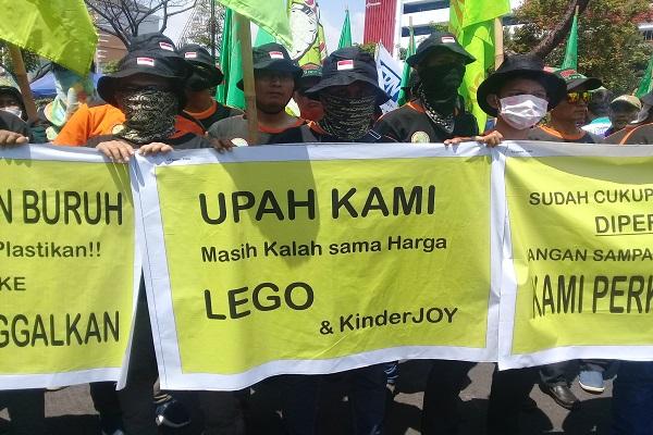 Buruh Usul UMK Semarang 2021 Naik