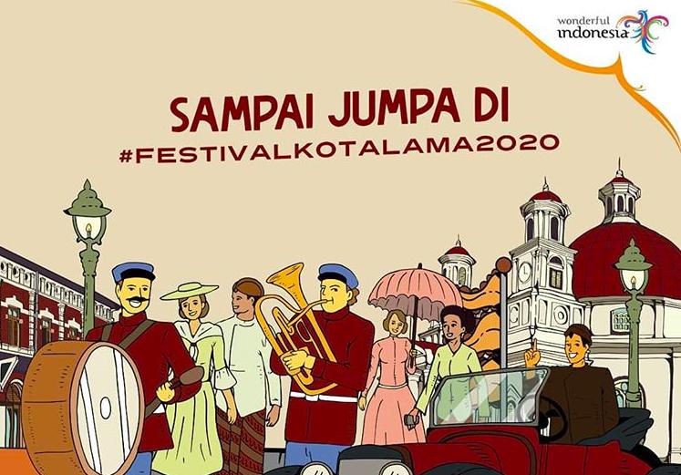 festival kota lama 2020 foto instagram fkl 80