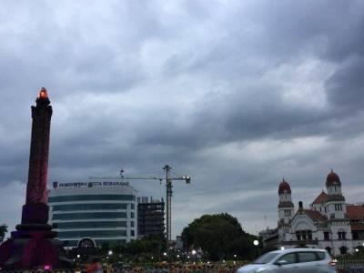 BMKG Semarang Prediski Hujan Lebat