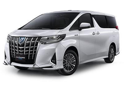 Harga Rental Mobil Alphard Semarang