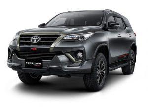 Harga Rental Mobil Toyota Fortuner Semarang