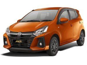 Harga Sewa Mobil Daihatsu Ayla Semarang