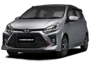 Harga Sewa Mobil Toyota Agya Semarang