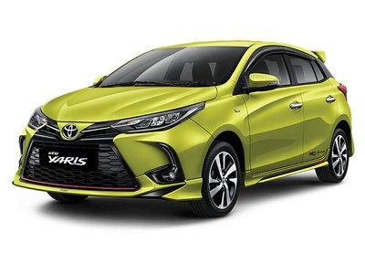 Harga Sewa Mobil Toyota Yaris Semarang