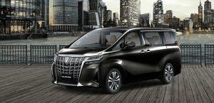 Harga Sewa Toyota Alphard Di Jakarta