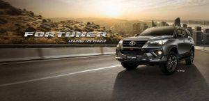 Harga Sewa Toyota Fortuner Di Jakarta