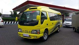 Sewa Minibus Elf Long Jakarta