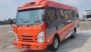 Sewa Minibus Isuzu NLR Giga Jakarta